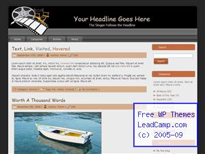 Movie Film Making Free WordPress Template / Themes