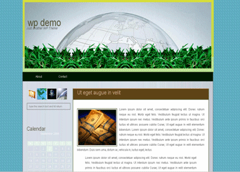 Cool-globe ? Free WordPress Theme