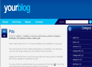 Coolblue 10 Wordpress Theme