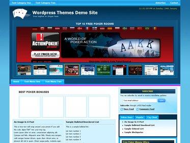 Online Casino Template 330