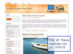 Online Coupon Laptop Sale Free WordPress Themes / Templates