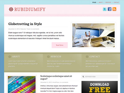 Rubidiumify Screenshot