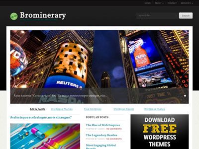 Brominerary Screenshot