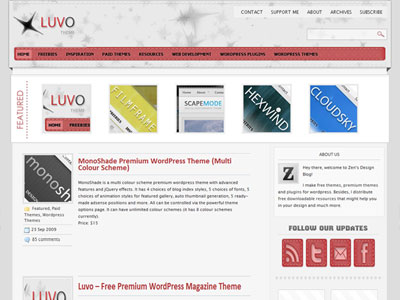 Luvo Screenshot